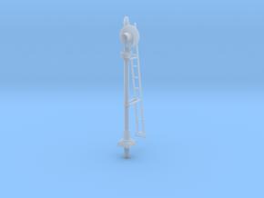 Seinstelsel '46 -eenhoogte- (1x Links) in Smooth Fine Detail Plastic
