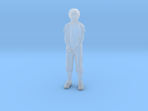 Printle C Kid 004 - 1/48 - wob in Smooth Fine Detail Plastic