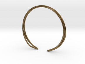 A-LINE Enmotion, Bracelet  in Natural Bronze: Medium