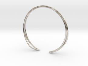 A-LINE Enmotion, Bracelet  in Platinum: Medium