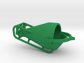 1:50 Concretebucket 300L , Betonkubel 300L in Green Processed Versatile Plastic