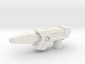 Legends Class Bumblebee's Blaster in White Premium Versatile Plastic