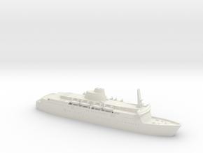 1/1250 MV St George or Patra Express in White Natural Versatile Plastic