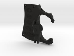 ARROW - Season 6 Bow Carabiner (2-piece) in Black Natural Versatile Plastic