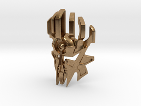 [G1] Mask of Creation in Natural Brass