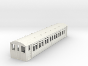 o-87-midland-railway-heysham-electric-tr-coach in White Natural Versatile Plastic