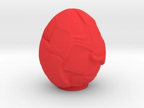 New World - 50/75/125/175mm in Red Processed Versatile Plastic: Medium