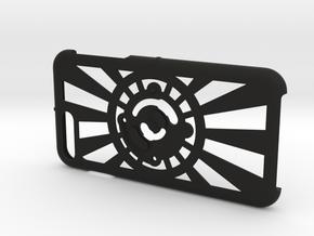 for iPhone 8Plus - 7Plus : redial : CASECASE CLICK in Black Premium Versatile Plastic