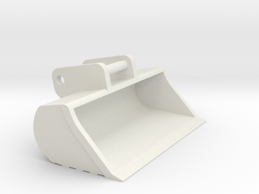 cleaning bucket  in White Natural Versatile Plastic