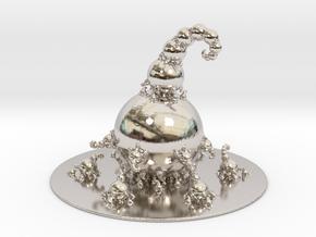 Jk Fractal Bulb  in Platinum