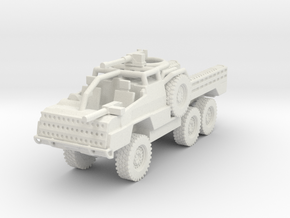 Coyote tactical support vehicle 1/72  in White Natural Versatile Plastic