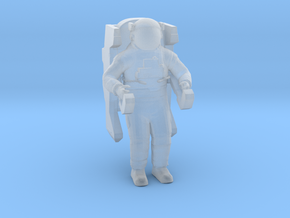 1/48 Astronaut with Jet Pack in Smooth Fine Detail Plastic