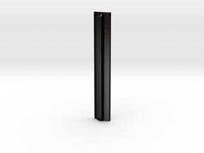 Mast. Repl. Anakin ROTS single grip in Matte Black Steel
