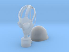 trophée char in Smooth Fine Detail Plastic