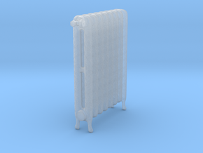 1:48 Decorative Radiator in Smoothest Fine Detail Plastic