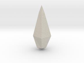 Spirit Shard in Natural Sandstone
