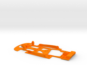 SC-9101c Chasis S7R Evo RT-4 in Orange Processed Versatile Plastic