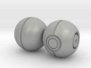 Begleri - Pokeball (Set) in Raw Aluminum