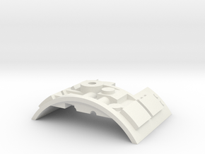 Metal Master 06 Tech in White Premium Versatile Plastic