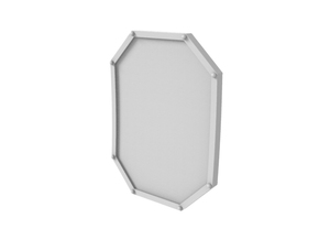 Tech Shield - Plain in Smoothest Fine Detail Plastic