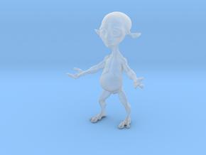 Little Alien  in Smooth Fine Detail Plastic