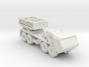 M977 HEMTT RT2000 1:160 scale in White Natural Versatile Plastic