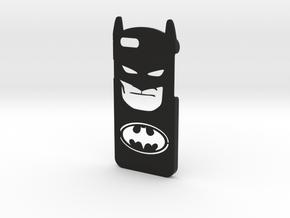 Batman Phone Case-iPhone 6/6s in Black Natural Versatile Plastic