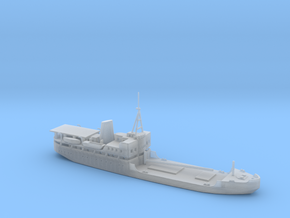 1/600 Scale Alexander Henry in Smooth Fine Detail Plastic