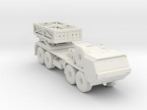 M977 HEMTT RT2000 1:220 scale in White Natural Versatile Plastic