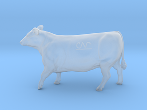 1/87 15 Month Old Heifer 01 in Smooth Fine Detail Plastic