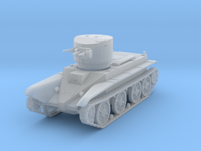 PV195C BT-2 M1932 MG Turret (1/87) in Smooth Fine Detail Plastic