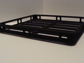 Roof Rack in Black Natural Versatile Plastic