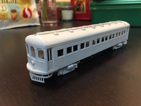 HO IT Combine Kit part 2 of 4 in Smooth Fine Detail Plastic