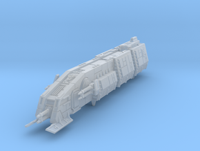 1/270 Imperial Repulsor Train (Engine Car) in Smooth Fine Detail Plastic