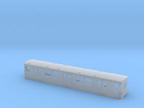 Berlin Baureihe F79  H0 [body] in Smooth Fine Detail Plastic
