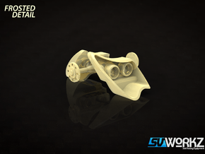 SV Workz - Oreca 03 - Detail parts (1:32) Frosted  in Smooth Fine Detail Plastic