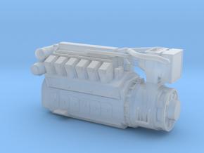 4mm Sulzer 12 LVA 24 in Smoothest Fine Detail Plastic