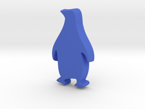 Pure Penguin in Blue Strong & Flexible Polished