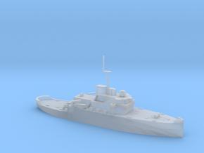 1/1250 ScaleUSCGC Acushnet WMEC-167 in Smooth Fine Detail Plastic