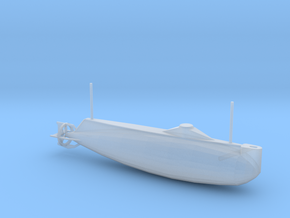 1/285 Scale USS Holland SS-1 in Smooth Fine Detail Plastic