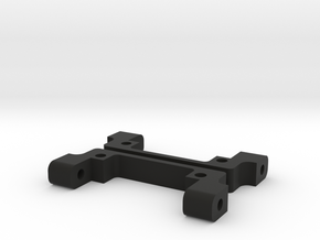 MS-01D IHB PAIR (Independent Hinge Block) in Black Natural Versatile Plastic