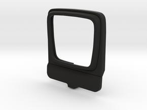 Indiglo - Frame (GEN2) in Black Premium Versatile Plastic