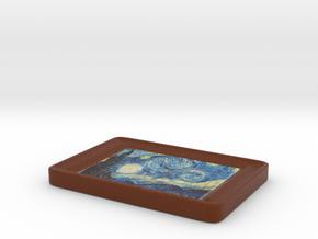 "Van Gogh ""Starry Night"" (Painting ) in Full Color Sandstone"