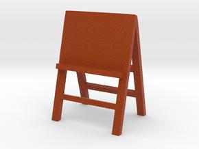 Easel №2 in Full Color Sandstone
