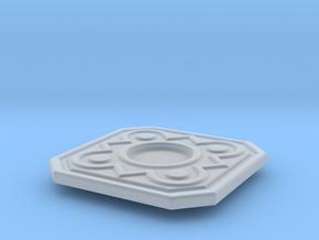 Ciri Belt Buckle in Smooth Fine Detail Plastic