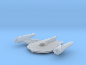 3125 Scale Romulan King Eagle Command Cruiser MGL in Smooth Fine Detail Plastic