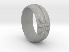 Basketball Ring in Aluminum: Extra Small