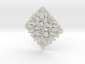 Autumn in White Natural Versatile Plastic