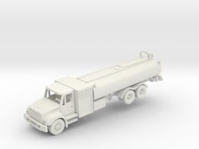 Kovatch R-11 Fuel Truck in White Natural Versatile Plastic: 1:160 - N