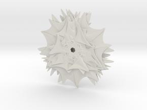 Viral-W in White Natural Versatile Plastic
